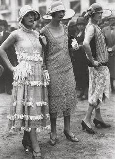 Auteuil, 1925.