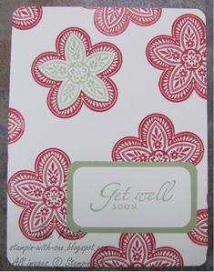 Triple Treat Card by Crazy Stamp Lady - Cards and Paper Crafts at Splitcoaststampers