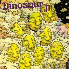 Dinosaur Jr. - I Bet On Sky on LP + Download