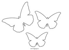 Butterfly cut out template coloring page butterfly tattoo designs foot Butterfly Cutout, Butterfly Outline, Butterfly Quilt, Origami Butterfly, Butterfly Drawing, Butterfly Tattoo Designs, Butterfly Crafts, Butterfly Design, Bird Template