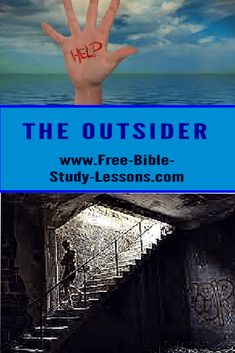 Do you feel like an outsider? God loves you and wants to draw you into His inner circle. #Godslove #faith #believers #christianlife Bible Study Lessons, Free Bible Study, The Lost Sheep, Bible Commentary, Inner Circle, God Loves You, Do Not Fear, Life Happens, Knowing God