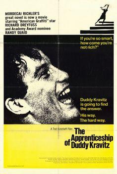 The Apprenticeship of Duddy Kravitz - Canada (1974) Director: Ted Kotcheff