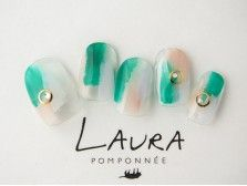 ローラポンポニー(Laura pomponnee)/3月新作「Inception Colors」