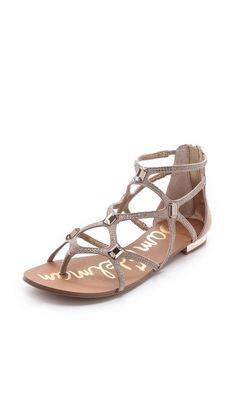 bb0414eca6744 Sam Edelman Tamara Strappy Sandals Strappy Sandals