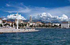 Split, Croacia Homeland, Trip Planning, Places To See, Paris Skyline, City, Travel, Bucket, Croatia, Europe