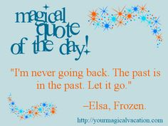 Quote of the Day #Frozen #Elsa