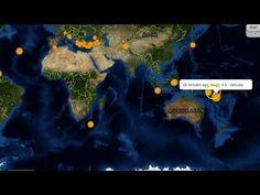 7 Major Earthquakes In Past Week: Vanuatu, Indonesia and Yellowstone Deception - YouTube
