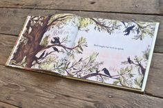 WILD: sweet picture book about a feral child who won't be tamed - wonderful art