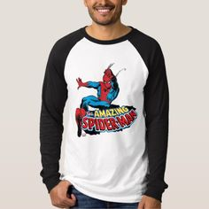The Amazing Spider-Man Logo T-Shirt - click/tap to personalize and buy
