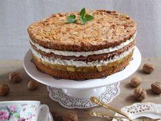 Tiramisu, Cake Recipes, Cakes, Cooking, Ethnic Recipes, Food, Kitchen, Mascarpone, Easy Cake Recipes
