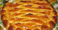 Пирог с повидлом - пошаговый рецепт с фото.