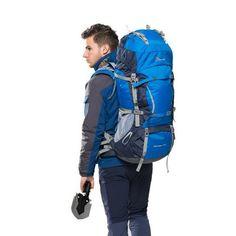 MOUNTAINTOP 40L Sac /à Dos de randon/ée Trekking Camping Voyage /éthanche