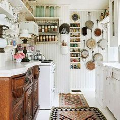 48 Amazing Kitchen Cabinets and Shelves storage Design Ideas – IPRECIOUSMOMENTS