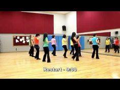 New Shade of Blue - Line Dance (Dance & Teach in English & 中文) - YouTube