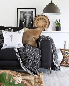 Sofa legs.