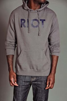 Sub_Urban Riot Pullover Riot Hoodie Sweatshirt
