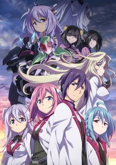 The Asterisk War: 2nd Season - Anime - AniDB