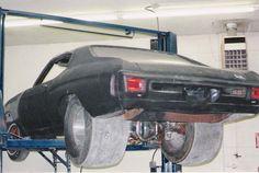 New England Hot Rodz - Hot Rods & Muscle Car Restoration, Customization & Sales