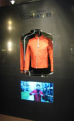 zegna retail window display, Check out http://www.lginstore.com/ to learn about custom displays.