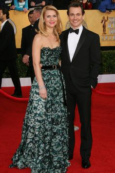 Celebrity couples at the SAG Awards