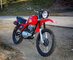 Honda XR500 DesertRacer - Pipeburn - Purveyors of Classic Motorcycles, Cafe Racers & Custom motorbikes
