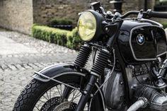 BMW R75 Brat (R90 r80 r100 cafe racer custom) motorcycle