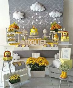 the basic facts of baby shower decorations ideas for boys 28 Baby Shower Deco, 2nd Baby Showers, Baby Boy Shower, Recuerdos Baby Shower Niña, Baby Shower Invitaciones, Baby Shower Yellow, Baby Shower Flowers, Unique Baby Shower Themes, Baby Shower Gender Reveal