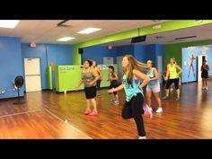Dance Fitness with Amber Tiernan- Bailando by Enrique Iglesias ft Sean Paul…