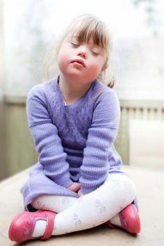 Roberto González: Google+ - sindrome de Down es tan hermosa Dios la bendiga