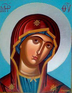 Orthodox Icons, Princess Zelda, Disney Princess, Sacred Art, Madonna, Disney Characters, Fictional Characters, God, Virgin Mary