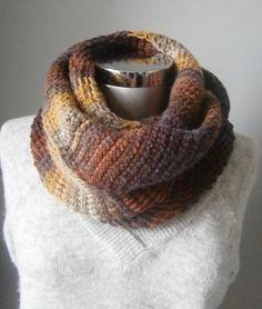 SCHNELLE Lieferung Knit Schal klobige stricken von Scarfashion