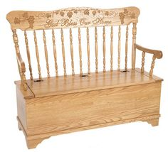 Amish Storage Bench With Drawers | Pinterest | Storage Benches, Bench And  Drawers