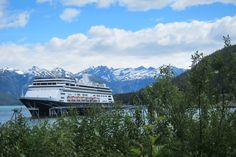 Holland America Zaandam: Alaska Cruise