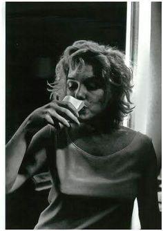 Marilyn Monroe candid, 1962.