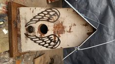 see ETSY.com/birdhouses4thedogs