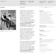 Fonts Used: ITC Garamond and Atlas Grotesk · Typewolf Typography Inspiration