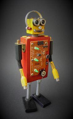 Elcon. Otto's Robots