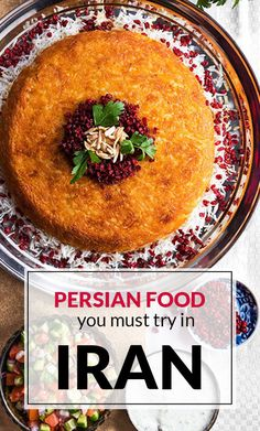 Persian Food: What and Where to Eat in Iran A complete guide to all the Persian food you must try in Iran along with the best restaurant suggestions for every dish according to its city of origin.