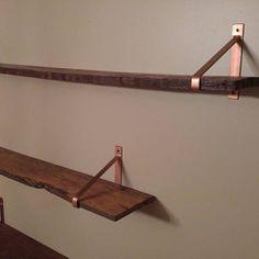 pair of copper steel brackets newest design brackets shelf brackets copper brackets steel brackets unique brackets