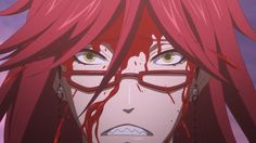 Poor Grelle// Black Butler