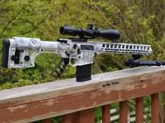 .308 White AR-15Loading that magazine is a pain! Get your Magazine speedloader today! http://www.amazon.com/shops/raeind