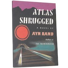 Atlas Shrugged Notebook