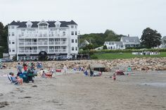 Photo of the Day -- Union Bluff Hotel in York, Maine | The Best Beaches In The World