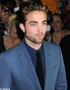 Robert Pattinson (sur cette photo).