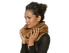 Fake Vintage Mink / Vintage mink...or a mall find? We won't tell if you don't.