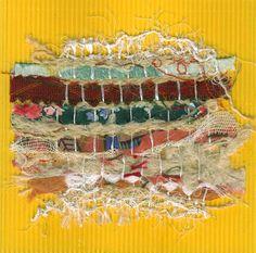 Tissage tissus papiers pour mon amie annick Textiles, Crafts, Inspiration, Art, Paper, Biblical Inspiration, Art Background, Manualidades, Kunst