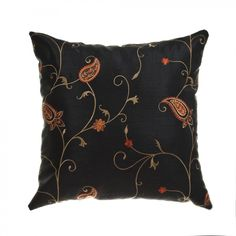 I pinned this Mattie Pillow from the Edgar Allan Poe event at Joss and Main! Joss And Main, Signature Style, Slipcovers, Interior Inspiration, Home Furnishings, Bed Pillows, Paisley, Exotic, Fine Art