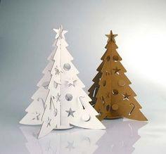 arbol de navidad artesanal | Hacer bricolaje es facilisimo.com