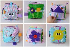 Items similar to Sensory Block PDF Sewing Pattern Sensory Blocks, Sensory Toys, Sensory Boards, Baby Sensory, Cube Bebe, Cubes, Baby Blocks, Montessori Toys, Pdf Sewing Patterns