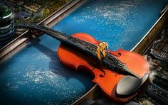 """The Bridge by Alessandro Della Pietra©...""""Music is like a bridge between people speaking different languages..."""""""